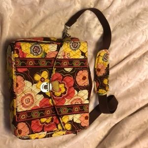 Vera Bradley laptop carry case *used*